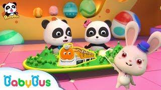 Permen Ajaib   Kumpulan Film Bayi Panda Ajaib   Lagu Anak-anak   Bahasa Indonesia   BabyBus