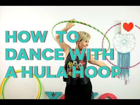 Learn to Hula Hoop Dance With Your Hoop for Total Beginners