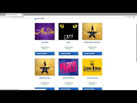 Video Podcast Extra for Episode #057 (How to get discounted Broadway Tickets)