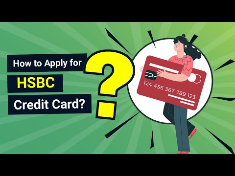 How to Apply for HSBC Credit card on CreditMantri.com