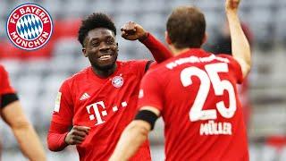 Alphonso Davies: FC Bayern's Roadrunner