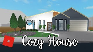 Roblox Welcome To Bloxburg Speed Build Small Cozy Cottage