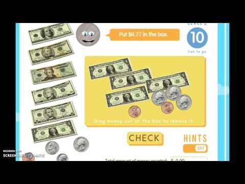 Learning to Count Money Demonstration