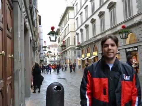 Elis e Ricardo - Florença, Pisa, Lucca, San Gimignano, Siena e Maranello - Dez/2011