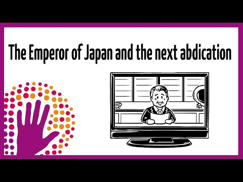 The Emperor of Japan And The Next Abdication