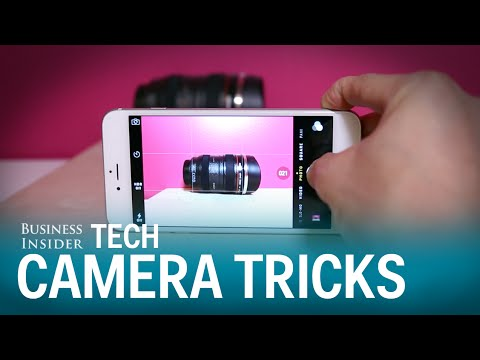10 things you didn't know your iPhone camera could do