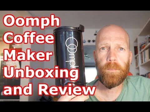 Oomph Portable Coffee Maker - Unboxing and Review