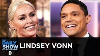 Lindsey Vonn - More Adventures After a Thrilling Career on the Slopes | The Daily Show