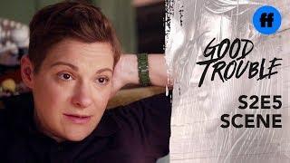 Good Trouble Season 2, Episode 5 | Joey Has History With Lindsay | Freeform