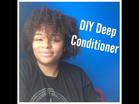 My Deep Conditioning Routine For Soft and Shiny Hair