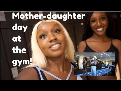 Xxx Mp4 MOTHER DAUGHTER GYM DAY AT VIRGIN ACTIVE COULD THIS BE THE BOUGIEST GYM EVER MINI VLOG 3gp Sex