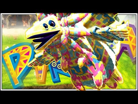 Viva Pinata   BEARS! DRAAAGOONS! (Let's Play Playthrough Part 16)