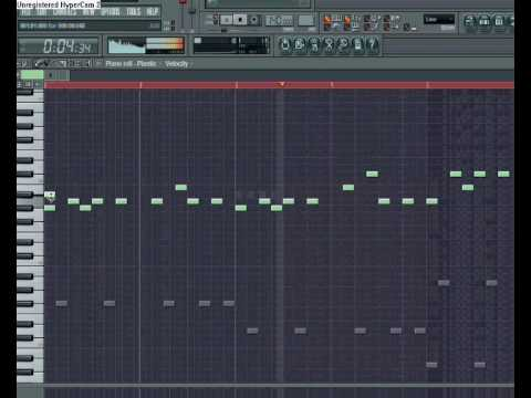 Tutorial How to make a nice Trance Track on FL Studio 8,9(For Begginers)#11