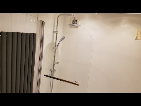 How To Fit A Shower Riser Rail
