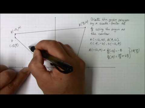 202M8 Part 2  Scale Factor of Less Than 1