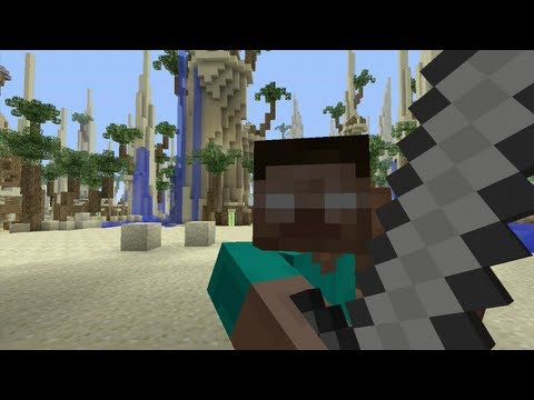 Minecraft (Xbox 360) - HUNGER GAMES w/Friends! - Lagoon