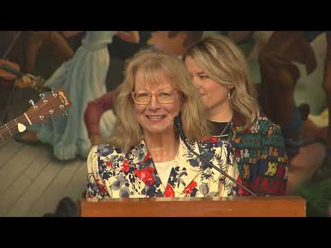 Johnny Gimble – 2018 Country Music Hall of Fame Induction