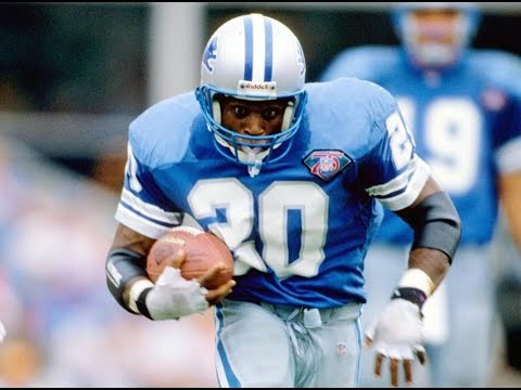 How to Create Barry Sanders in Madden: Player Creation Tutorial