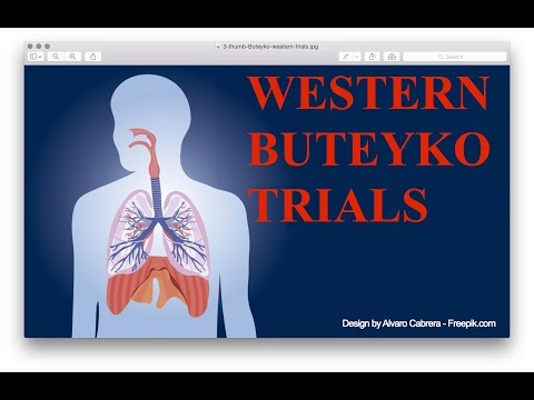 Western Buteyko Breathing Method Trials - Interview with Dr. Artour Rakhimov