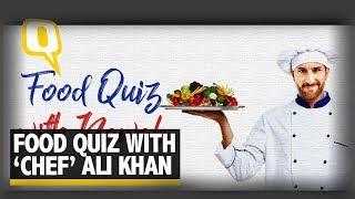 Food Quiz with