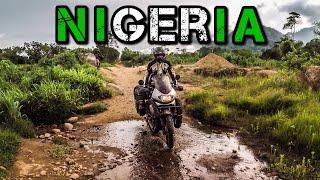 La CARA OCULTA de NIGERIA | Vuelta al mundo en moto | África #46
