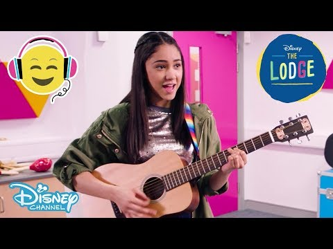 The Lodge | Watch Me Song | Official Disney Channel UK