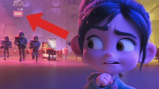 Wreck It Ralph 2 - Trailer #2 Breakdown: Disney Easter Eggs You May Have Missed