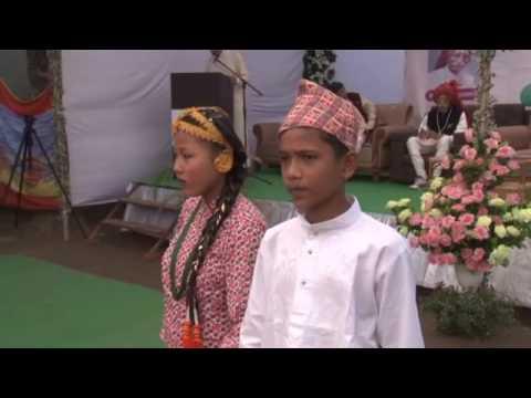 Ramp Walk | Assam Nagaland Dress Culture | Arya Samaj