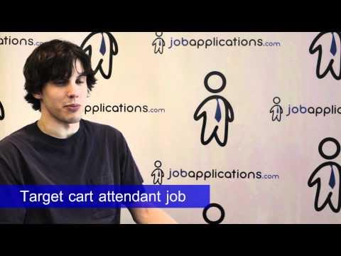 Target Interview - Cart Pusher