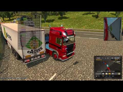TruckersMP Report: ANATAC