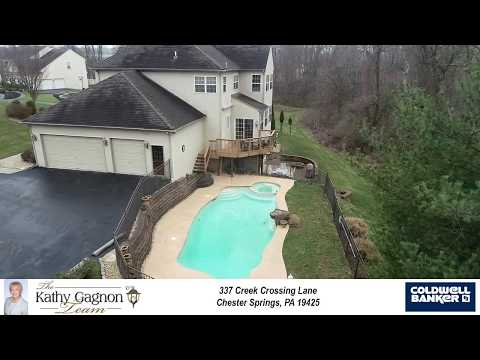 337 Creek Crossing Ln, Chester Springs, PA 19425 - Sensational Pickering Meadows Property!