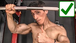 Bench Pressing is NOT Killing Your Gains!!
