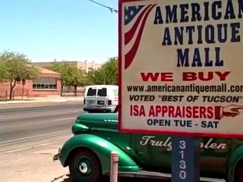 AMERICAN ANTIQUE MALL 3130 E. Grant Rd Tucson Az 85716