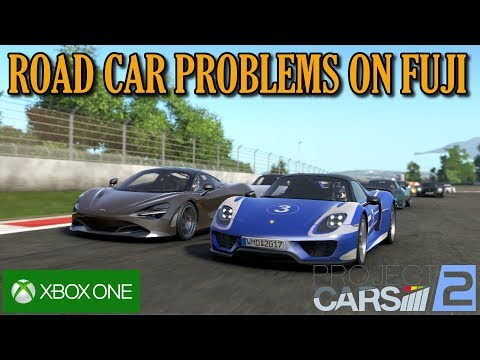 Project Cars 2 | ROAD CAR PROBLEMS | Xbox One | Early Access