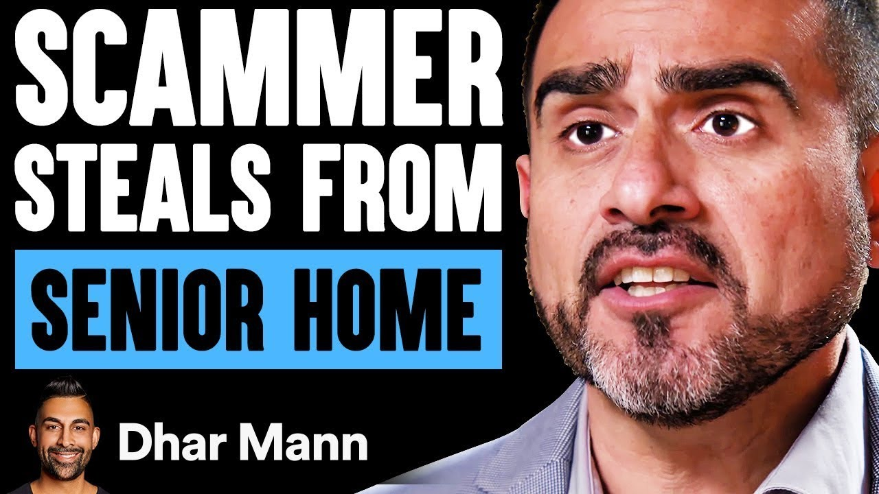 Scammer STEALS From SENIOR HOME, Lives To Regret It | Dhar Mann