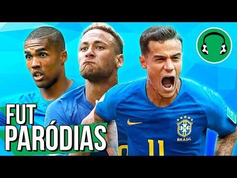 ♫ BRASIL 2x0 COSTA RICA: NO SUFOCO!   Paródia Acabou Acabou - Gabriel Diniz