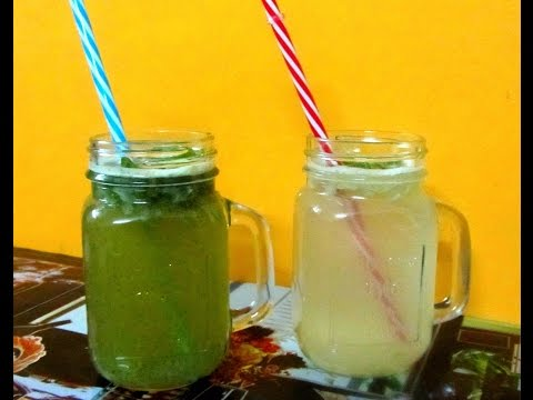 Kacchi Kairi Panna-Aam Panna-Raw Mango Drink-Summer Drink Recipes