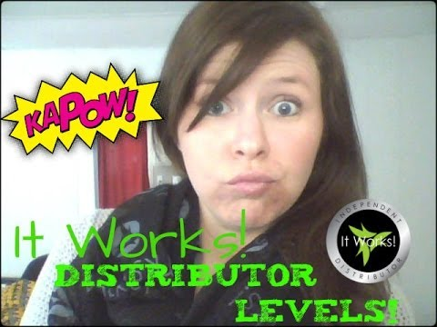 It Works Distributor Levels | Sell Body Wraps
