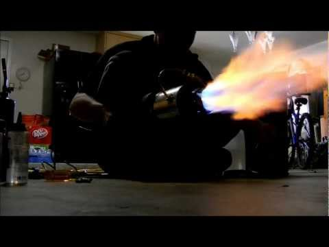 Centrifugal Tin Can Turbine