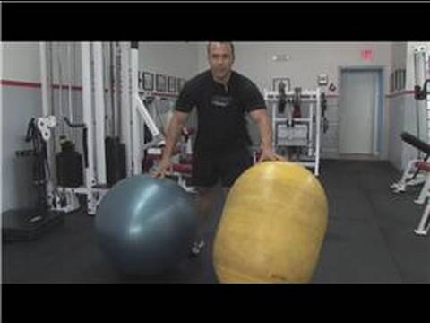 Exercise Techniques : How to Choose an Exercise Ball