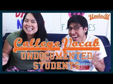 UndocU | Basic Rules & Vocabulary for Applying to College as an Undocumented Student