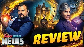The House with a Clock in Its Walls - REVIEW!