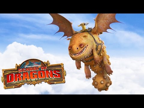 How to Train Your Dragon : School of Dragons #18 'FREE DRAGONS'