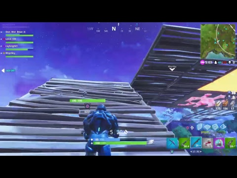 FortNite 50 vs 50 With RhysSky