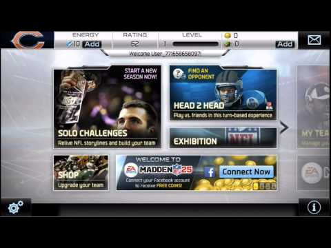 Madden NFL 25 for iPhone, iPod touch, and iPad