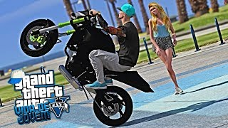video gta 5 vida de jovem