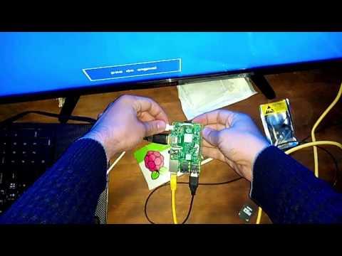 Installation de Windows 10 iot sur un Raspberry Pi