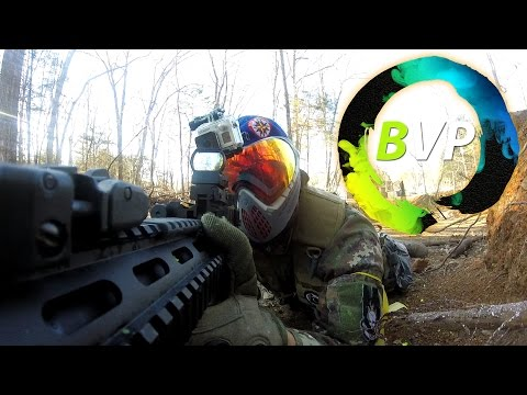 Paintball Adventures, Fails, and Attempts
