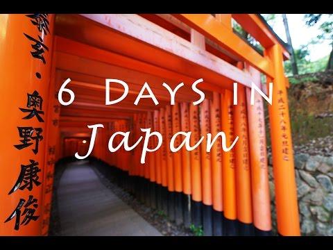 1 Week in Japan | Tokyo and Kyoto Plan | Plan your JAPAN trip