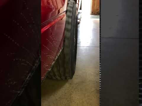 2011 F150 bented right rear driveshaft due to an accident